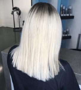 блондирование волос