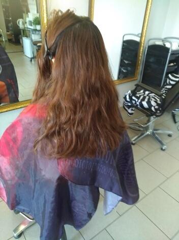 покраски волос ангарск