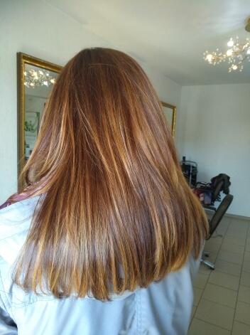 стрижки волос ангарск